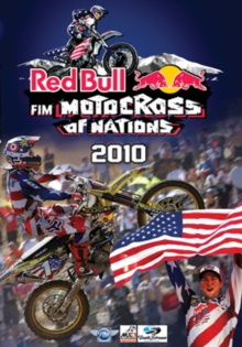 FIM Red Bull Motocross of Nations 2010, DVD  DVD