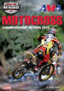 AMA Motocross Championship Review: 2010, DVD  DVD