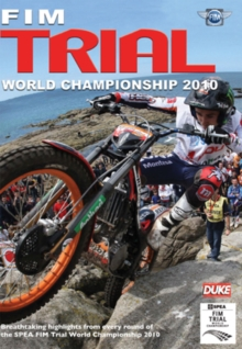 World Outdoor Trials: Championship Review 2010, DVD  DVD