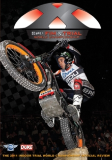 X-Trial World Championship Review 2011, DVD  DVD