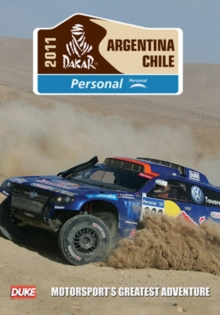 Dakar Rally 2011, DVD  DVD