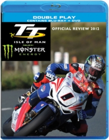 TT 2012: Offical Review, Blu-ray  BluRay
