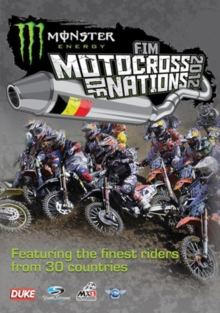 Monster Energy Motocross of Nations: 2012, DVD  DVD