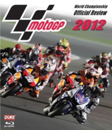 MotoGP Review: 2012, Blu-ray  BluRay