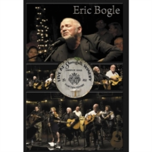 Eric Bogle: Live at Stonyfell Winery, DVD  DVD