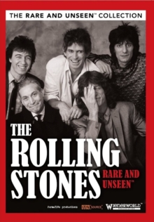 The Rolling Stones: Rare and Unseen, DVD DVD