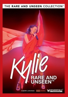 Kylie Minogue: Rare and Unseen, DVD  DVD