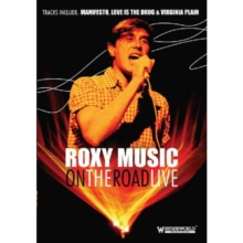 Roxy Music: On the Road - Live, DVD  DVD