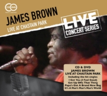 Live at Chastain Park, CD / Album with DVD Cd