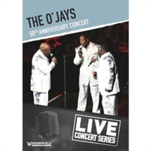 The O'Jays: 50th Anniversary Concert, DVD DVD