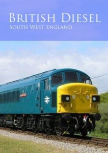 British Diesel Trains: The South West, DVD  DVD