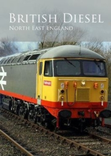 British Diesel Trains: The North East, DVD  DVD