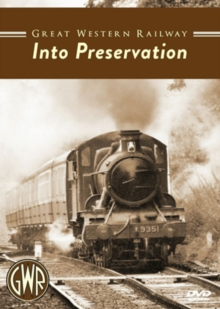 Great Western Railway: Into Preservation, DVD  DVD