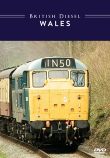 British Diesel Trains: Wales, DVD  DVD