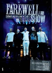 Delirious?: Farewell Show - Live in London, DVD  DVD