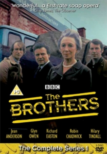 The Brothers: The Complete Series 1, DVD DVD
