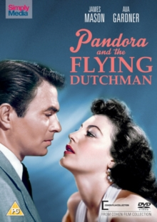 Pandora and the Flying Dutchman, DVD  DVD