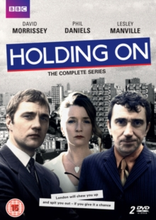 Holding On: The Complete Series, DVD  DVD
