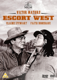 Escort West, DVD  DVD