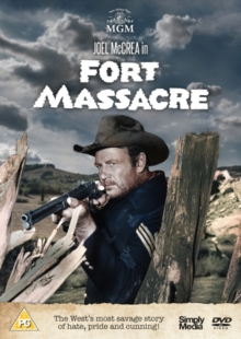 Fort Massacre, DVD  DVD