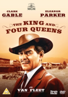 The King and Four Queens, DVD DVD