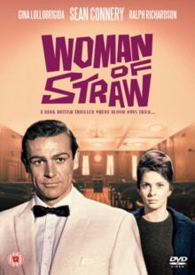 Woman of Straw, DVD  DVD