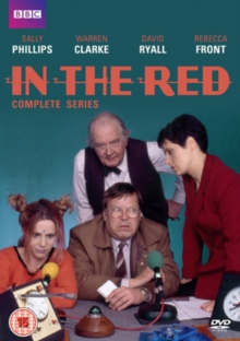 In the Red: Complete Series, DVD  DVD