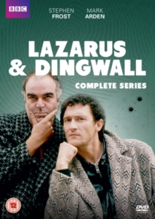 Lazarus & Dingwall: Complete Series, DVD  DVD