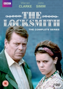 The Locksmith: The Complete Series, DVD DVD