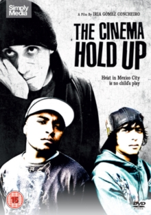 The Cinema Hold Up, DVD DVD