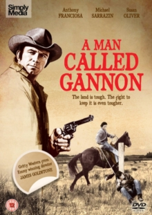 A   Man Called Gannon, DVD DVD