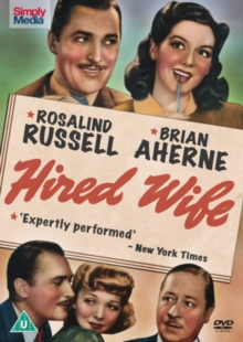 Hired Wife, DVD DVD