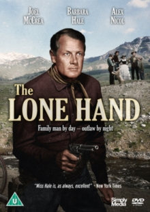 The Lone Hand, DVD DVD