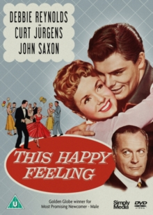 This Happy Feeling, DVD DVD