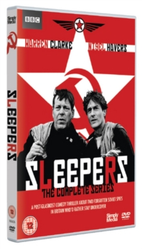 Sleepers: The Complete Series, DVD DVD