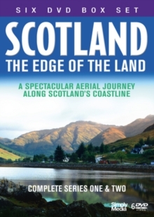 Scotland - The Edge of the Land: Complete Series One & Two, DVD DVD