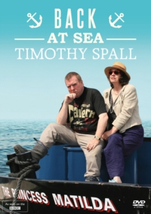 Timothy Spall: Back at Sea, DVD DVD