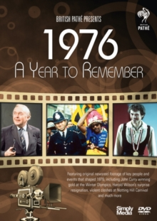 A   Year to Remember: 1976, DVD DVD