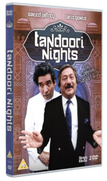 Tandoori Nights: The Complete Series 1 and 2, DVD DVD