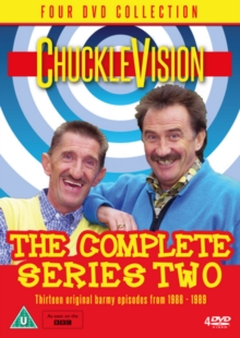 Chucklevision: The Complete Series Two, DVD DVD