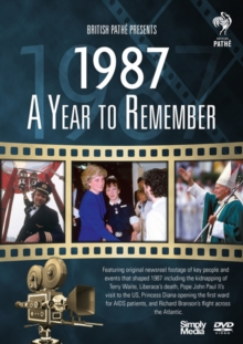 A   Year to Remember: 1987, DVD DVD