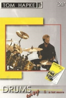 Hapke Tom Drums Easy & A Lot More 2Dvd F, DVD DVD