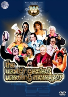 WWE: The Greatest Wrestling Managers, DVD  DVD