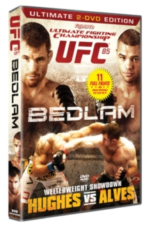 Ultimate Fighting Championship: 85 - Bedlam, DVD  DVD