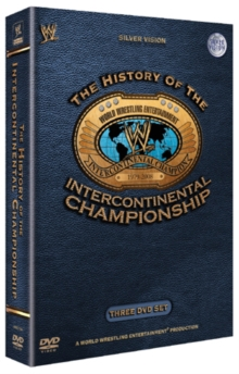 WWE: The History of the Intercontinental Championship, DVD  DVD