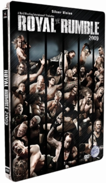 WWE: Royal Rumble 2009, Blu-ray  BluRay