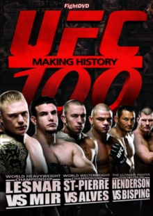 Ultimate Fighting Championship: 100, DVD  DVD