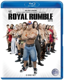 WWE: Royal Rumble 2010, Blu-ray  BluRay