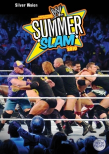 WWE: Summerslam 2010, DVD  DVD