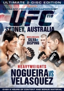 Ultimate Fighting Championship: 110 - Nogueira Vs Velasquez, DVD  DVD